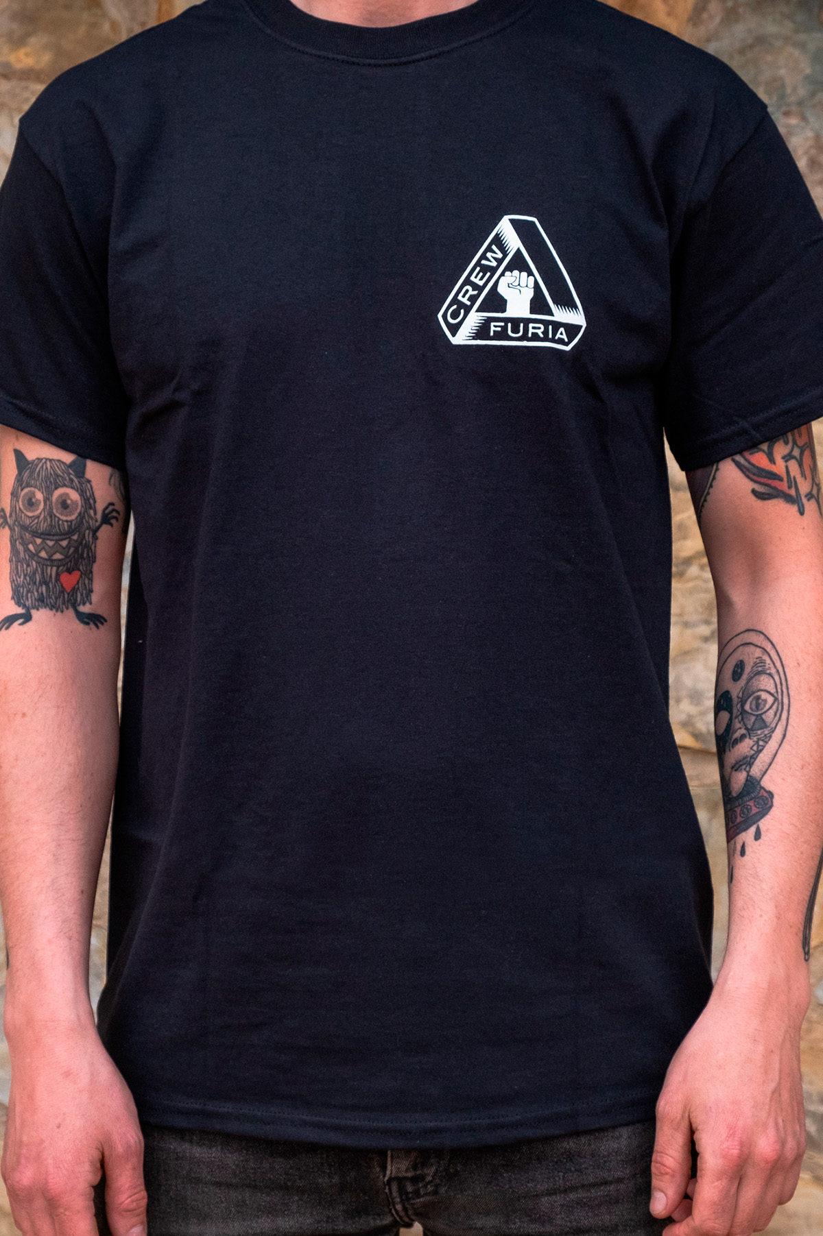 Camiseta Furia Crew