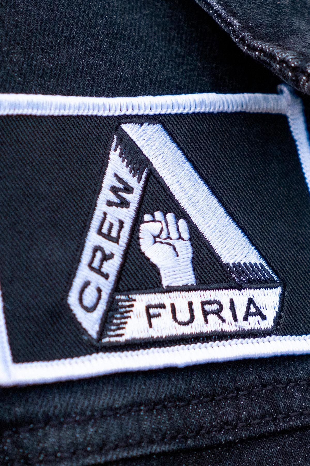 Chaqueta Vaquera Crew