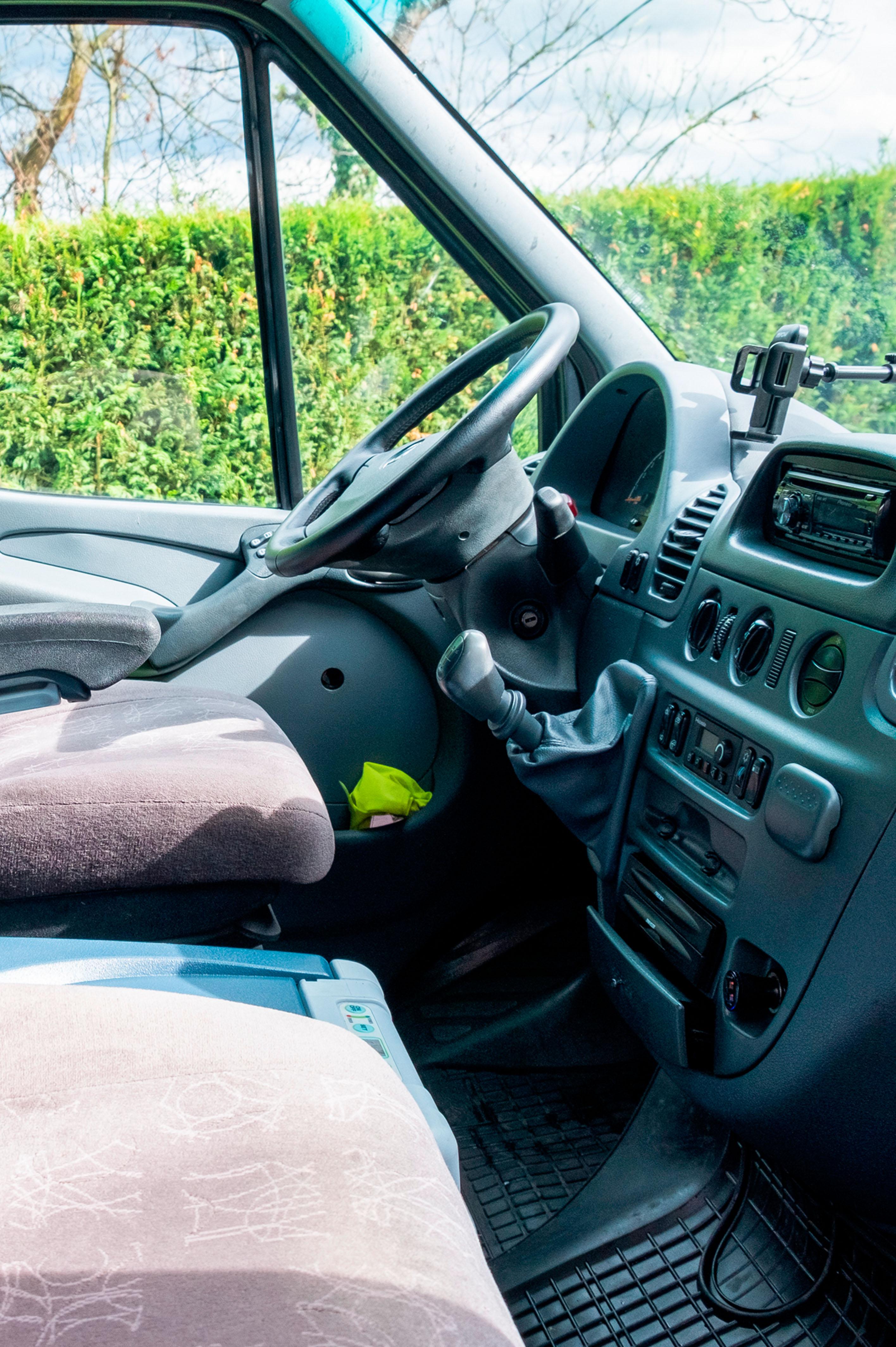 Mercedes Sprinter 160 Dci