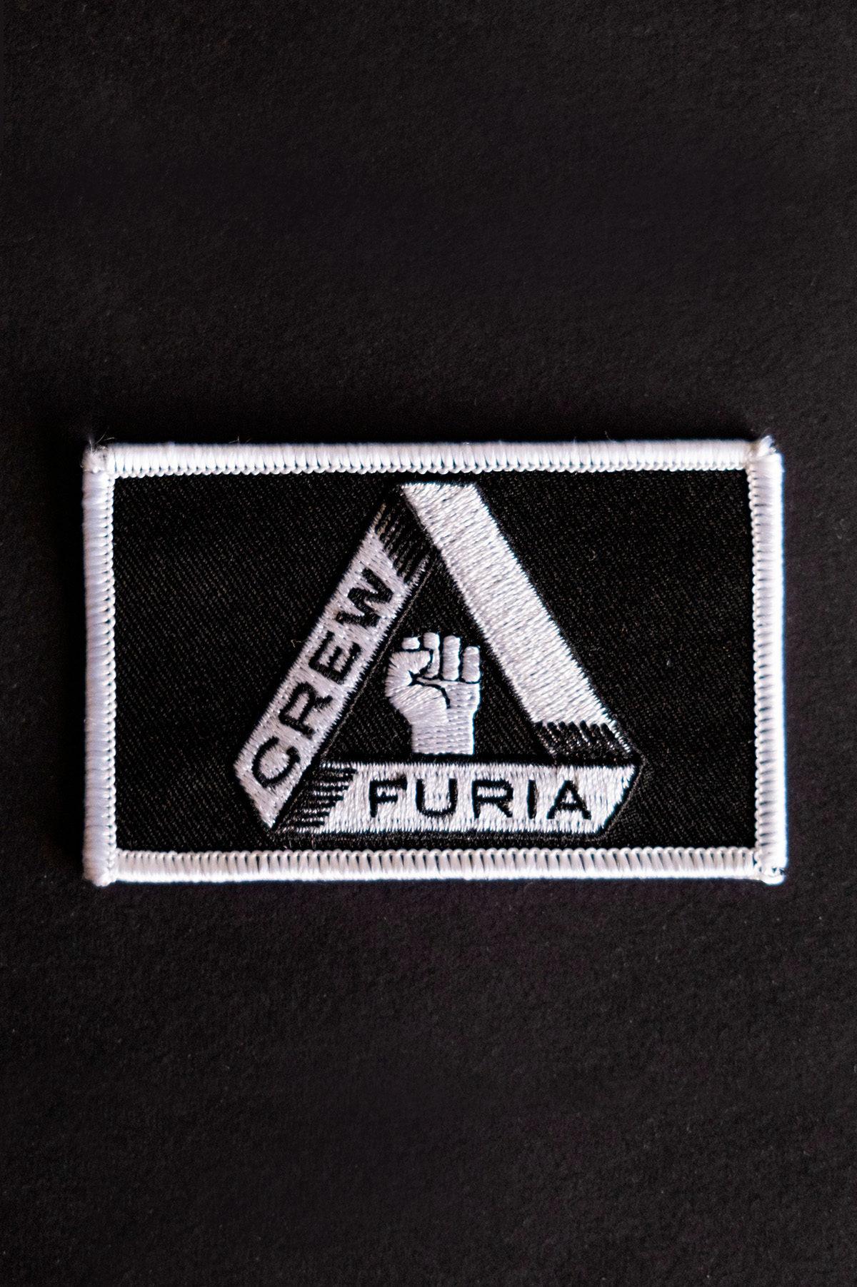 Parche Furia Crew